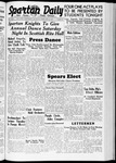Spartan Daily, February 17, 1938 by San Jose State University, School of Journalism and Mass Communications