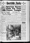 Spartan Daily, February 18, 1938