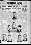 Spartan Daily, February 23, 1938 by San Jose State University, School of Journalism and Mass Communications