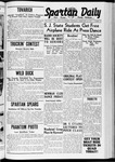 Spartan Daily, February 24, 1938 by San Jose State University, School of Journalism and Mass Communications