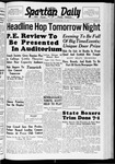 Spartan Daily, February 25, 1938 by San Jose State University, School of Journalism and Mass Communications