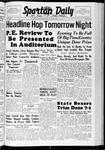 Spartan Daily, February 25, 1938