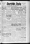 Spartan Daily, March 3, 1938 by San Jose State University, School of Journalism and Mass Communications