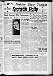 Spartan Daily, April 8, 1938 by San Jose State University, School of Journalism and Mass Communications