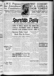 Spartan Daily, April 13, 1938 by San Jose State University, School of Journalism and Mass Communications