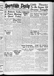 Spartan Daily, April 27, 1938 by San Jose State University, School of Journalism and Mass Communications