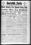 Spartan Daily, May 2, 1938 by San Jose State University, School of Journalism and Mass Communications