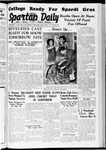 Spartan Daily, May 5, 1938 by San Jose State University, School of Journalism and Mass Communications