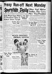 Spartan Daily, May 16, 1938