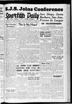 Spartan Daily, May 17, 1938 by San Jose State University, School of Journalism and Mass Communications