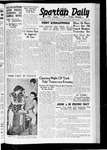 Spartan Daily, May 18, 1938 by San Jose State University, School of Journalism and Mass Communications