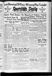 Spartan Daily, May 20, 1938