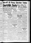 Spartan Daily, May 23, 1938 by San Jose State University, School of Journalism and Mass Communications