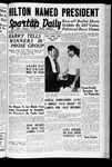Spartan Daily, May 24, 1938 by San Jose State University, School of Journalism and Mass Communications