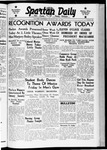 Spartan Daily, May 26, 1938 by San Jose State University, School of Journalism and Mass Communications