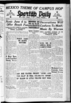 Spartan Daily, May 27, 1938 by San Jose State University, School of Journalism and Mass Communications