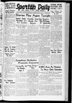 Spartan Daily, June 2, 1938 by San Jose State University, School of Journalism and Mass Communications
