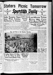 Spartan Daily, June 3, 1938 by San Jose State University, School of Journalism and Mass Communications