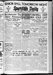 Spartan Daily, June 10, 1938 by San Jose State University, School of Journalism and Mass Communications