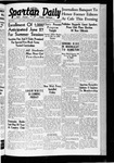 Spartan Daily, June 13, 1938 by San Jose State University, School of Journalism and Mass Communications
