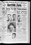Spartan Daily, June 15, 1938 by San Jose State University, School of Journalism and Mass Communications