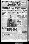Spartan Daily, September 19, 1938