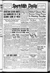 Spartan Daily, September 26, 1938 by San Jose State University, School of Journalism and Mass Communications