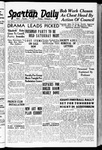 Spartan Daily, September 28, 1938 by San Jose State University, School of Journalism and Mass Communications