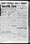 Spartan Daily, September 29, 1938
