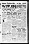 Spartan Daily, September 30, 1938 by San Jose State University, School of Journalism and Mass Communications