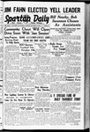 Spartan Daily, October 4, 1938 by San Jose State University, School of Journalism and Mass Communications