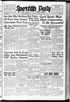 Spartan Daily, October 5, 1938 by San Jose State University, School of Journalism and Mass Communications