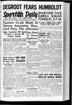Spartan Daily, October 07, 1938