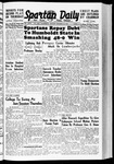 Spartan Daily, October 10, 1938 by San Jose State University, School of Journalism and Mass Communications