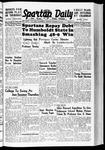Spartan Daily, October 10, 1938