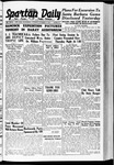 Spartan Daily, October 11, 1938