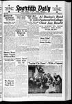 Spartan Daily, October 12, 1938