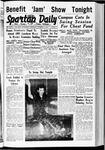 Spartan Daily, October 13, 1938