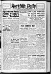 Spartan Daily, October 14, 1938