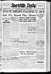 Spartan Daily, October 17, 1938