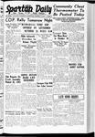 Spartan Daily, October 19, 1938