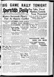 Spartan Daily, October 20, 1938