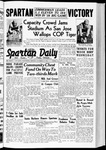 Spartan Daily, October 24, 1938 by San Jose State University, School of Journalism and Mass Communications