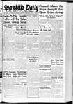 Spartan Daily, November 9, 1938 by San Jose State University, School of Journalism and Mass Communications