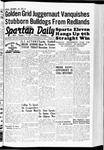 Spartan Daily, November 14, 1938 by San Jose State University, School of Journalism and Mass Communications