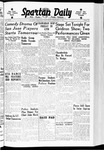 Spartan Daily, November 16, 1938