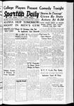 Spartan Daily, November 17, 1938