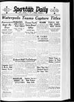 Spartan Daily, November 22, 1938