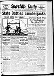 Spartan Daily, November 23, 1938