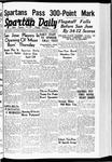 Spartan Daily, November 28, 1938